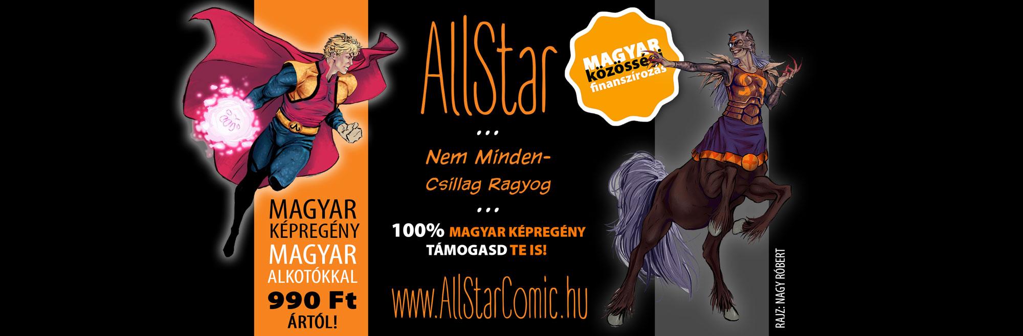 AllStar: Nem MindenCsillag Ragyog
